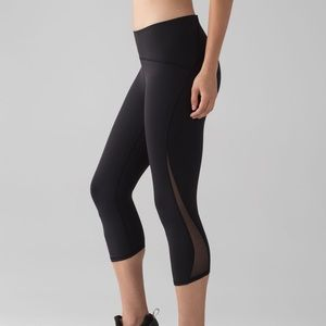 Lululemon Train Times Crop Legging